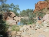 Country Charm Discovery Tour Red Centre - West Macdonnell Ranges - Ellery Creek