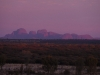 Country Charm Discovery Tour Red Centre -Kata Tjuta from Uluru at sunrise