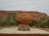 Country Charm Discovery Tour Red Centre - John Flynn Grave