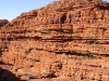 Photo: Christine Edgoose Red Centre - Kings Canyon - cross bedded sandstone